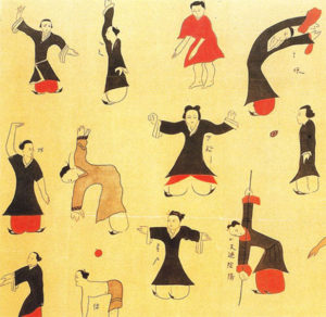 článek o qi gongu