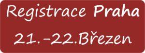 Registrace Praha 2020